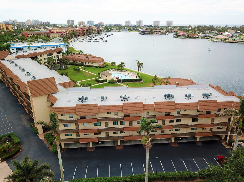 Waterfront Condo - Smokehouse Harbour - Marco Island, FL